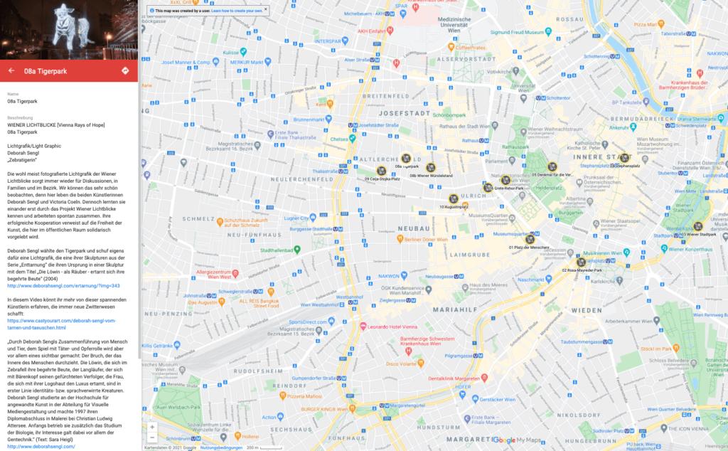 Wiener Lichtblicke