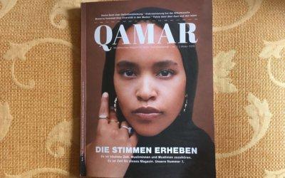 QAMAR: Ein neuer Stern am Magazin-Himmel
