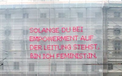 Solange… Tag der Frau in Salzburg