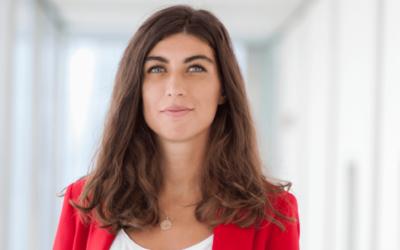 """Melisa Erkurt und die """"Chefredaktion"""""""